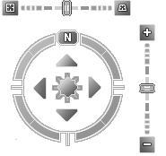 Brújula de navegación