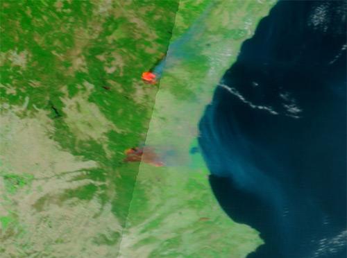 Incendios de Valencia 30 de junio